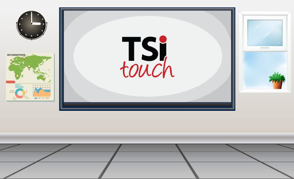 TSItouch, manufacturer of touch screens and protective solutions