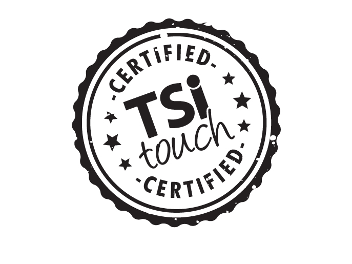 TSItouch Certification Logo