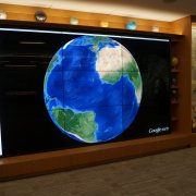 Stanford University: 3W x 3H Interactive Touch Video Wall