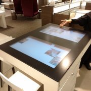 Helzberg Diamonds: Tabletop Projected Capacitive Touch Screen Solution