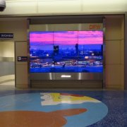 JCDecaux 3x3 Video Wall